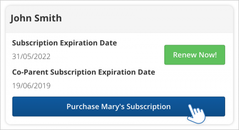 Purchase a Subscription for Your Co-Parent